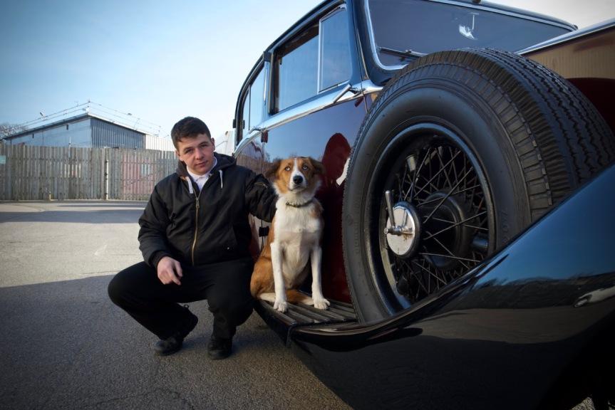 Rolls Royce, Roche and RecordingStudios