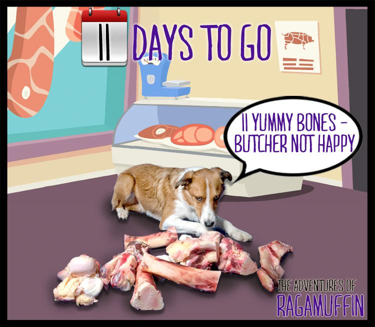 11 days to go