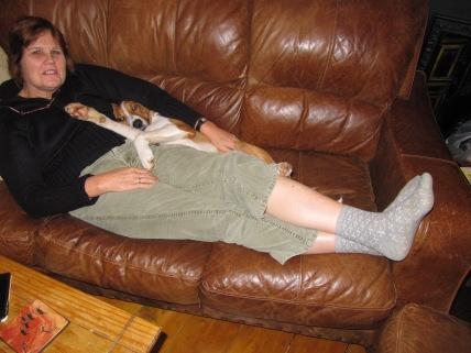 Ragamuffin cuddle
