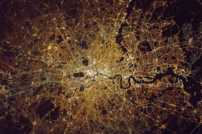 London space image